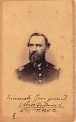 Adjutant Evan Morrison Woodward, 2nd Regiment PRVC, Congressional Medal Of Honor Recipient