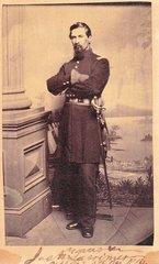Major James Harvey Larrimer, 5th Regiment PRVC Killed In Action