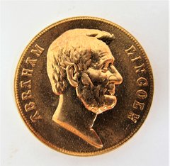 Lincoln Medallion - U. S. Mint