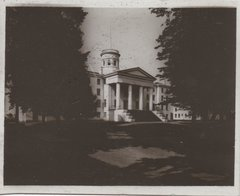 Gettysburg College Negative Quarter Plate
