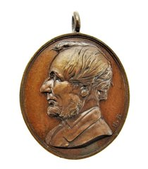 Abraham Lincoln Mourning Medal