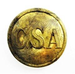 Confederate General Staff, CSA Button