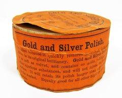 Civil War Buckle And Button Polish