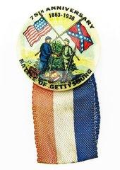 Gettysburg 75th Anniversary Pin