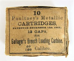 Gallagher Carbine Ammunition