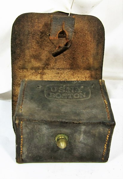 civil war naval artillery fuse box