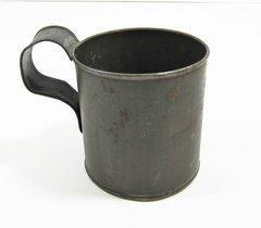 Civil War Cup From Longstreet Museum