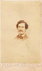 Allen G. Shepherd, MA 33rd Infantry, Company K