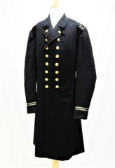 Scarce Civil War Naval Officer's Frock Coat