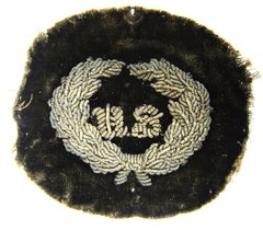 US Embroidered Insignia Wreath