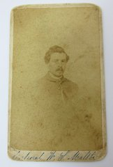 """William S. Maltby - 1st New York Artillery - Battery """"A"""""""