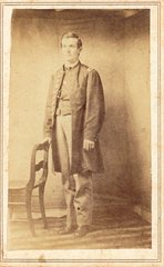 John E. Luther, Company B, 20th Indiana Infantry