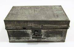 Civil ar Era Tin Keepsake Box