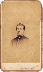 Captain Joseph Kimes, Company G, 4th Regiment PRVC