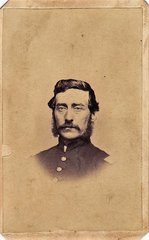 Captain Charles Worth Diven, Company G, 12th Regiment, PRVC