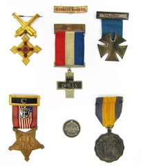Wartime and Veterans Medals of General Horatio Rogers