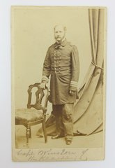 John A. Winslow - Captain of the Kearsarge