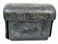 Civil War USNY Boston Artillery Friction Primer Box