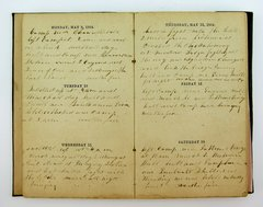 1864 Diary of Private Charles H. Collar, Rush's Lancer's 6th PA Cavalry