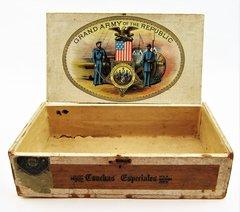 G.A.R. Cigar Box