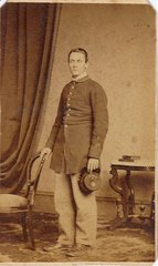 Private George W. Chase, Company E, 5th Regiment PRVC