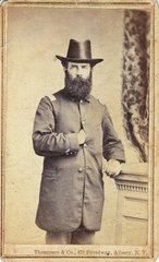 Captain Bernard D. Searles, New York 94th Infantry