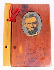 Gettysburg Souvenir Woodbound Photographs