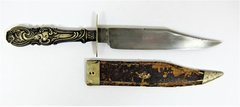 Sheffield Handled Bowie Knife With Sheath