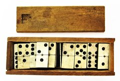 Civil War Dominoes