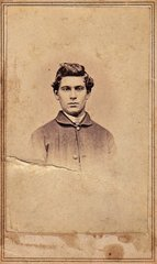 Private Isaac B. Hill, Company K, Exton Guards, 4th Regiment, PRVC