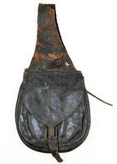 Civil War Saddle Bags Used By Confederate General William M. Gardner