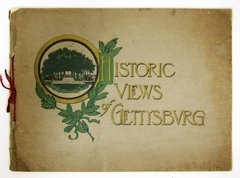 Gettysburg Souvenir Historic Views of Gettysburg