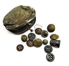Civl War Coin Purse
