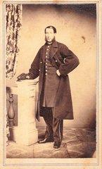 Brevetted Major Bernard Smith, Company C, NY 44th and Company A NY 169th Infantry