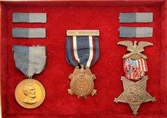 Civil War Veterans Medals