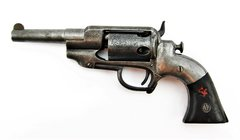 Inscribed Allen and Thurber Revolver