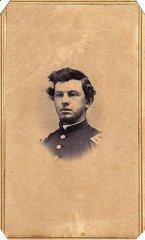 Captain Henry Spaulding Lucas, Company C, 12th Regiment, PRVC, Wounded & Captured Battle New Market Cross Roads, Gettysburg Campaign