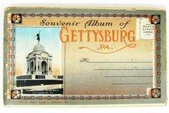 Gettysburg Souvenir Album of Gettysburg