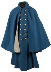 Outstanding Private Purchase Officer's Greatcoat Worn by Captain Henry B. Hays, 6th US Cavalry