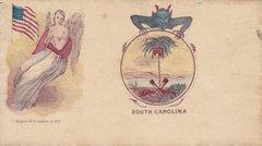 Civil War Patriotic Envelope