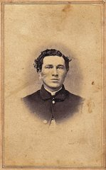Private William Lynn Lighty, Company H, 7th Regiment, PRVC, Captures Peninsula Campaign, Wounded At  Libby Prison