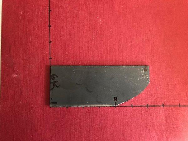 """.215"""" x 2"""" x 4"""" Stellite 6K Blade Steel"""
