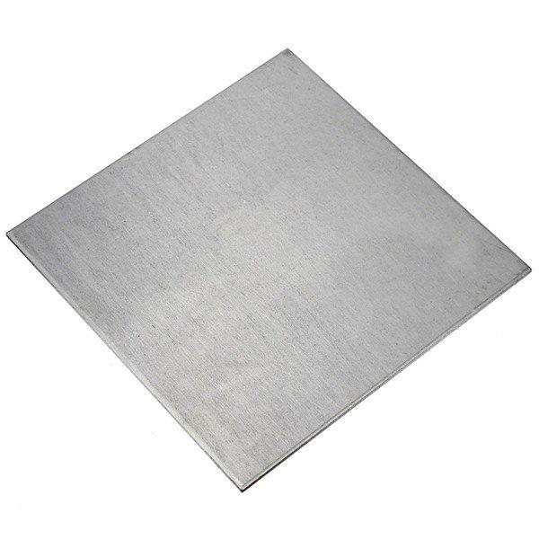 """.250"""" x 12"""" x 6"""" Titanium Plate"""