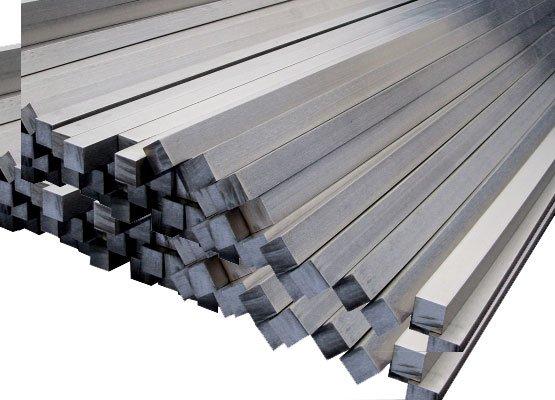 """.250"""" X .250"""" X 36"""" Gr2 Titanium Sq Bar"""