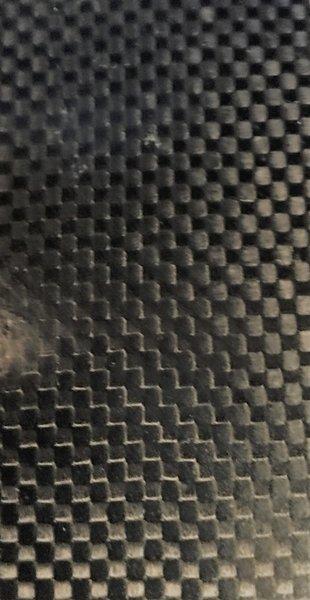""".187"""" x 1.875"""" x 6 Carbon Fiber"""