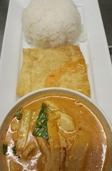 Red Curry Lunch