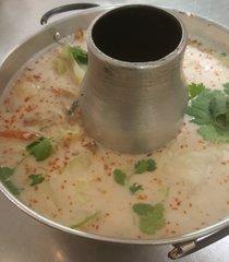 Tom Kha ( Coconut Soup)