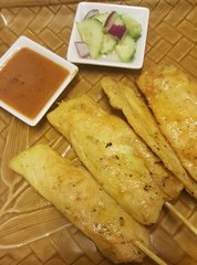 Chicken Satay / Beef Satay
