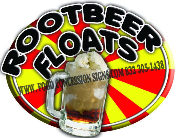 ROOTBEER FLOATS