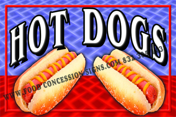 Hot Dogs Plain